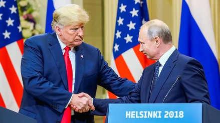 El embajador ruso en EE.UU. negó que haya habido acuerdos secretos entre Putin y Trump