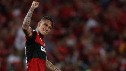Flamengo recibió documento del TAS que confirma habilitación de Paolo Guerrero