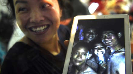 Los niños rescatados en Tailandia participarán de un programa televisivo antes de su alta