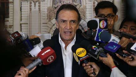 Procuraduría Anticorrupción solicitó a Fiscalía iniciar investigación preliminar contra Becerril