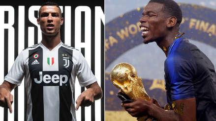 Cristiano Ronaldo: ¿Paul Pobga volverá a Juventus tras llegada de 'CR7'?