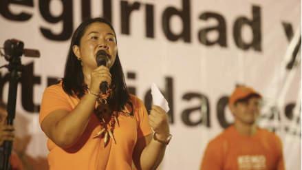 Keiko Fujimori niega reunión en casa de Antonio Camayo e influencia en el Poder Judicial