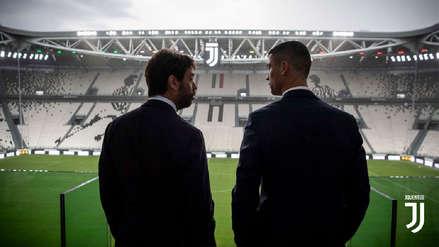 El fichaje de Cristiano Ronaldo ya empieza a darle frutos a la Juventus