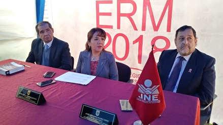 JEE investiga más de 130 incidencias por presunta infracción electoral
