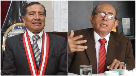 Consejeros Baltazar Morales y Herbert Marcelo descartaron renunciar al CNM