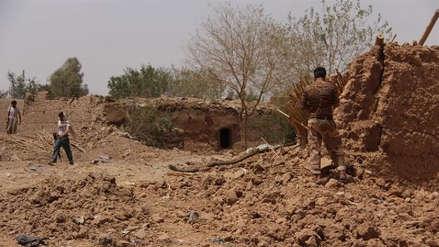 ISIS secuestró a 12 desactivadores de minas en Afganistán