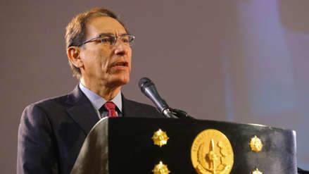 Martín Vizcarra respaldó las marchas contra la corrupción convocadas para este jueves
