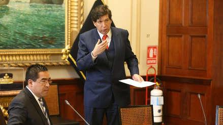 Iván Noguera renunció al Consejo Nacional de la Magistratura