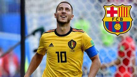 Barcelona ofrece a este crack al Chelsea para fichar a Eden Hazard