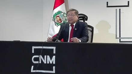 Tres miembros del Consejo Nacional de la Magistratura anunciaron sus renuncias