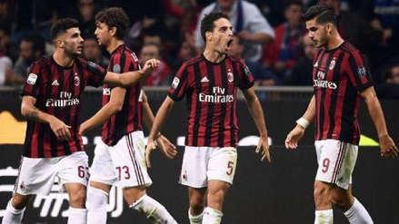 TAS anula la sanción al AC Milan y podrá jugar la Europa League