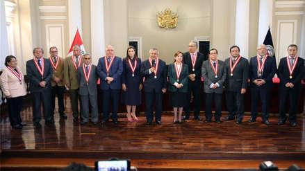 Francisco Távara asume la presidencia interina del PJ y convoca a elecciones para el 25 de julio