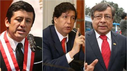 PJ ordenó impedimento de salida del país para exconsejeros Aguila, Velásquez y Noguera