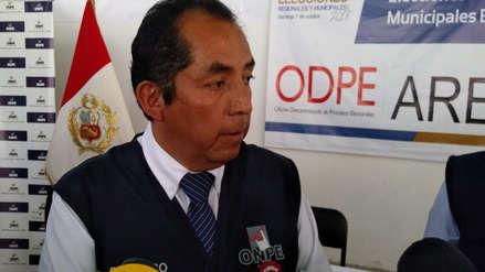 ODPE Arequipa instalará más de 3 mil mesas de sufragio