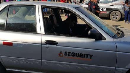 Asesinan a taxista de un balazo en la cabeza en Alto Trujillo