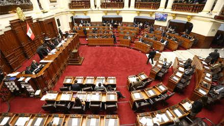 Congreso aprobó por unanimidad la remoción de todos los integrantes del CNM