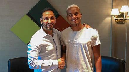 André Carrillo se convirtió en nuevo jugador del Al Hilal de Arabia Saudita