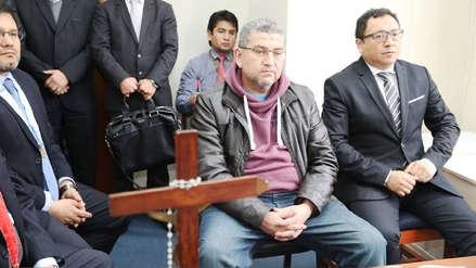 Poder Judicial evalúa hoy pedido de 36 meses de prisión preventiva para Walter Ríos