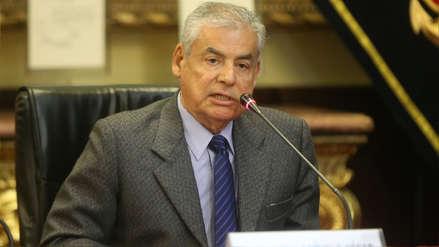 Villanueva cree que Pedro Chávarry debe