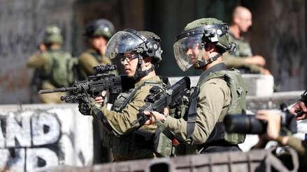 Un soldado israelí y cuatro palestinos muertos en escalada de violencia en Gaza