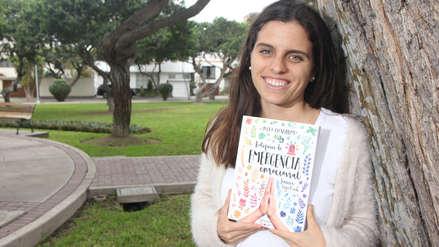 FIL Lima: Jessica Vega y su secreto para afrontar la ansiedad y la depresión