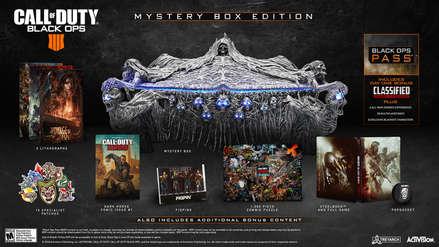 Call of Duty: Black Ops 4 muestra su edición coleccionista de temática zombie