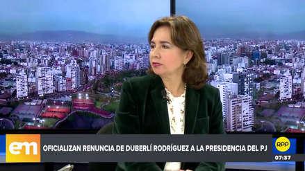 """Elvia Barrios: el temor de jueces de la Corte Suprema es que """"una conversación pueda ser descontextualizada"""""""
