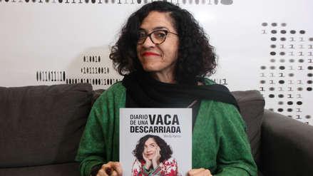 Wendy Ramos expone su corazón con su primer libro