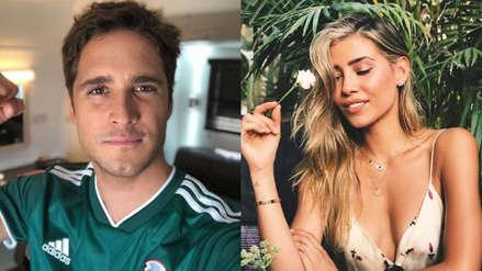 Diego Boneta y el romance oculto con Michelle Salas, hija de Luis Miguel