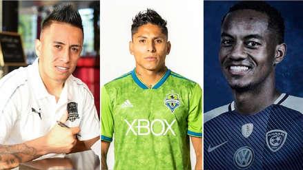 Los peruanos en el exterior que cambiaron de club en este periodo de transferencias