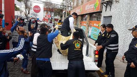 """Coronel en retiro de la Policía Nacional muere al ser """"pepeado"""" en Arequipa"""