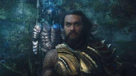 """""""Aquaman"""": Jason Momoa reclama el trono de Atlantis en el primer tráiler oficial (VIDEO)"""