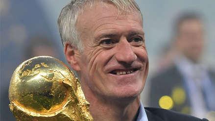 El pedido de Didier Deschamps para la revista que entrega el Balón de Oro