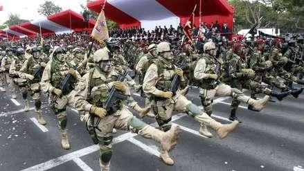 Las FF.AA. niegan rumores y aclaran que sí participarán en desfile de Fiestas Patrias