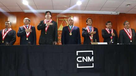 Congresistas analizan el futuro del CNM tras la remoción de sus miembros
