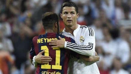 El mensaje de Neymar a Cristiano Ronaldo tras su fichaje por la Juventus