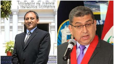 Un nuevo audio compromete al secretario general del Ministerio de Justicia