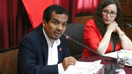 Morales expresó su preocupación por falta de avance en informe final de comisión Lava Jato
