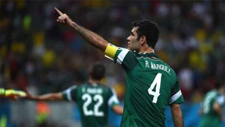 Rafael Márquez se despide del fútbol con emotiva carta