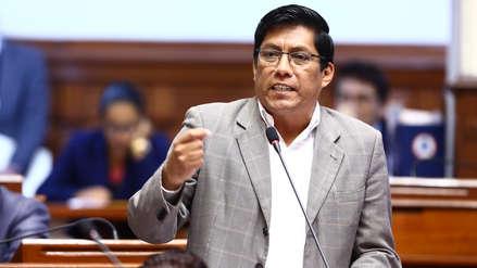 Vicente Zeballos anuncia cese del secretario general del Ministerio de Justicia