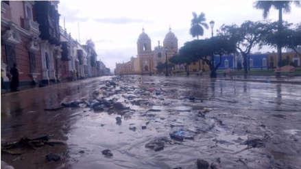 Defensor del Pueblo critica lentitud de reconstrucción tras Niño costero