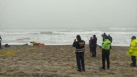 Un fallecido dejó naufragio de embarcación en Ilo