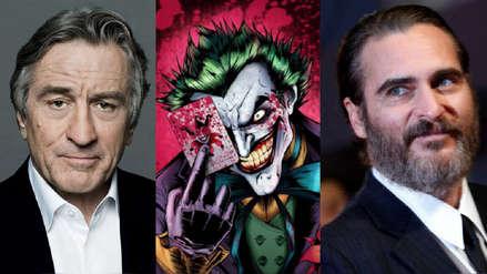 Robert De Niro se suma al reparto de