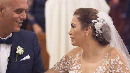 Milagros Leiva cuenta los detalles sobre su historia de amor con Johnny Garib Garib
