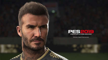 Demo de PES 2019 disponible el 8 de agosto