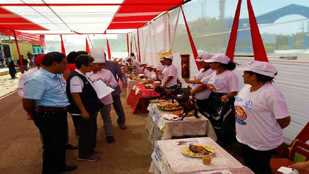 Caballa rellena ganó concurso de productos marinos en Picsi