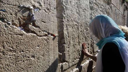 Cierran parte del Muro de los Lamentos tras caer una piedra de 100 kilos