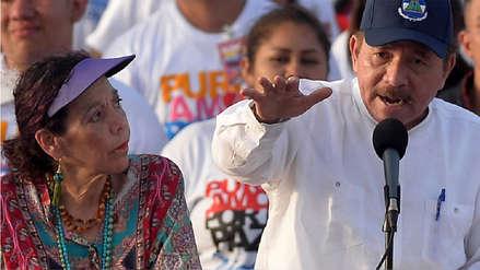 Ortega desafía a comunidad internacional y asegura que se quedará hasta el 2021