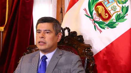 Galarreta sobre pedido de Zeballos a Chávarry: Tiene que respetar la autonomía de poderes