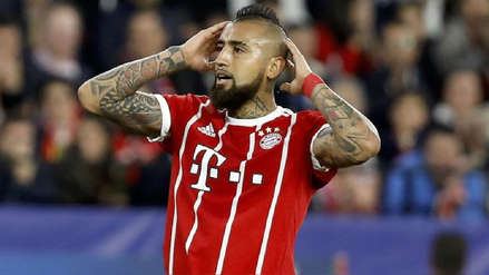 Arturo Vidal se retiró de la pretemporada del Bayern Munich y surgen dudas sobre su futuro